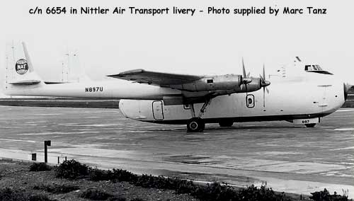 6654 - Nittler Air Transport